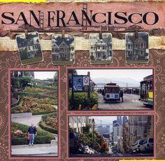 SAN FRANCISCO - Scrapbook.com