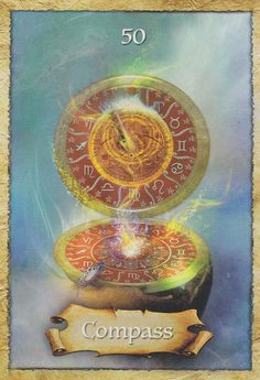 enchanted map oracle - If you love Tarot, visit me at www.WhiteRabbitTarot.com