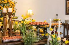 Decoração festa de aniversário, Festa tema Toscana, Amabile