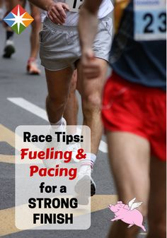 When running a half marathon, finding the right race pace and eating the right breakfast could be the difference between finishing strong and hitting the wall.