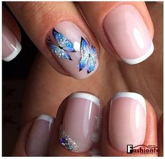25 Summer Party Nail Art for Girls | Fashionte