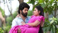 Aadi asserts that Parvati will walk again - Sembaruthi Love Couple Images, Family Images, Couples Images, Couple Photos, Bike Couple, Sweet Quotes, About Time Movie, Movie Times, Songs