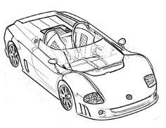 car coloring pages coloringpages1001 com coloring pages pinterest
