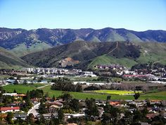Cal Poly San Luis Obispo - a great place to go to school!