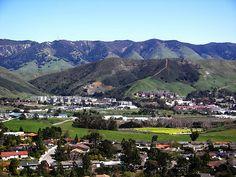 Cal Poly Campus, San Luis Obispo, CA