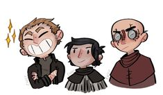 Vin, Kelsier, Marsh