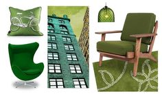 Emerald Green: Pantone color of the year.