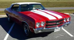 1970 Chevrolet Chevelle SS 396 - Image 1 of 25