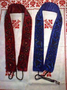 Brau Traditional cusut cu margele Bucuresti - imagine 8 Fashion Vocabulary, Beaded Embroidery, Cross Stitch, Costume, Punto De Cruz, Seed Stitch, Cross Stitches, Costumes, Fancy Dress