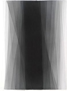 Joachim Bandau | Untitled  2009-10, watercolor on paper