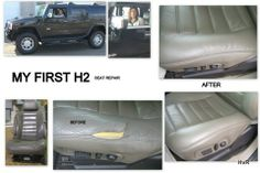 reluvd panel replacement automotive seating