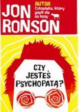 Okładka książki Czy jesteś psychopatą?