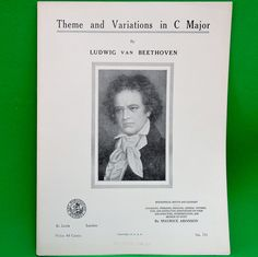 1933 Art Publication Society Teacher's Library Sheet Music, Issue 751