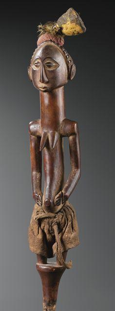 Sceptre, Hemba, République Démocratique du Congo | lot | Sotheby's