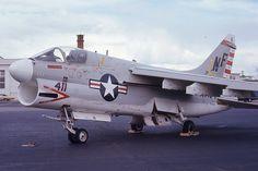 a-7 corsair | Corsair, Navy, Ellsworth AFB, SD, 1970-71 | Flickr - Photo Sharing ...
