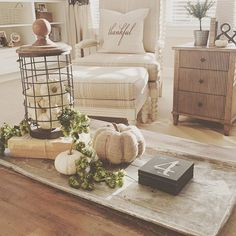 Have you played along with this week's #projectvignette yet? Post a pic featuring how you incorporate natural elements into your fall decorating by 8pm EST tonight for a chance to be featured on all 8 of our accounts tomorrow, @a_beautifulnest @finishingtouchdecorbyjenny @jaimea4 @colletteosuna @ahouseandadog @dossdecor @rusted_design @yellowprairieinteriors. Drooling over the entries so far!! #letsplay#projectvignette #naturalelements#fall#decorate#yellowprairie