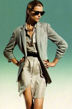 corporate women shirt dress belt office workwear clothing