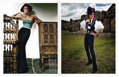 Magia y Cultura: Perú en Vogue París