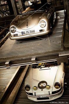 way to store your Porsche