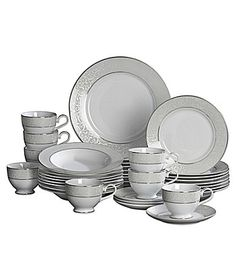 Mikasa Parchment China 40Piece Set #Dillards