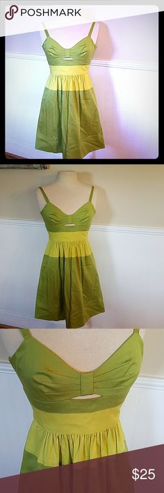 Jessica Simpson Sweetheart Neckline Cutout Detail THE PERFECT DRESS! CUTE AND FLIRTY! SPRING AND SUMMER LADIES! Jessica Simpson Sweetheart Neckline Cutout Detail A-Line Cotton Dress. Worn 1x. SMOKE FREE. EXCELLENT USED CONDITION. 1 SEAM SPREAD AS SHOWN. Jessica Simpson Dresses