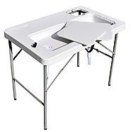 Best Portable Fish Cleaning Table | 3 Best Portable Fish Cleaning Tables * Fins Catcher