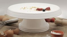 Vintage Style Large Cake Stand.