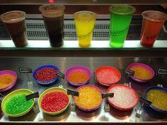 Is it a dessert or is it a drink? Bubble tea from Bubbleology is both!