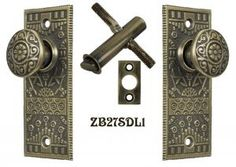 Vintage Hardware And Lighting Screen Door Hardware