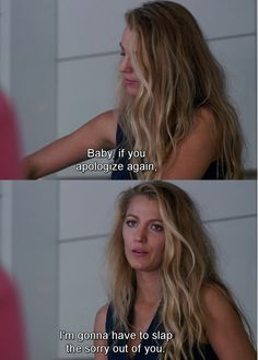Blake Lively in A simple favor Bitch Quotes, Sassy Quotes, Badass Quotes, Film Quotes, Mood Quotes, Sad Movie Quotes, Edgy Quotes, Heart Quotes, Qoutes