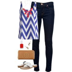Football Game Last Night, created by classically-preppy on Polyvore