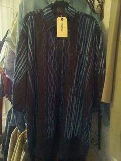 unusual oversized vintage shirt £15