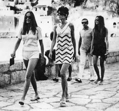 Audrey Hepburn in Greece, 1970