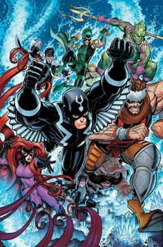 Kevin Feige Talks INHUMANS; Says Adam McKay Could Potentially Helm ANY Future Marvel Movie