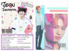 ChibiMangoxoxo — Template for Shooky Milk Carton Gift Box Jungkook Jeon, Jimin, Bts Book, Kpop Diy, Camera Cards, Swing Card, Jeongguk Jeon, Bts Mv, Slider Cards