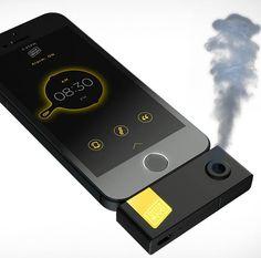 Un diffuseur d'odeur de Bacon pour iPhone – WTF du jour