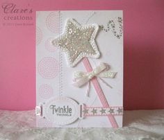cute little girls card