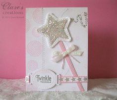 cute little girls card