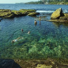 Welcome to the final day of our celebration of 2016s Destination of the Year and our #MyAustralia month. Over the past thirty days youve shared thousands of photos from across an entire continent.  Here is another look at our cover subject Gordons Bay a bay that seems secluded but is in fact in the middle of Sydney.  Today were welcoming @petrinatinslay a well-known Sydney based photographer with her take on stretch of coastline that epitomizes the beauty and unbeatable lifestyle to be found…