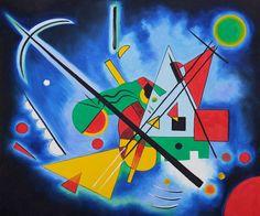 Arte para niños: El pintor Wassily Kandinsky para niños