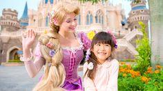 Tokyo Disney Resort: Rapunzel:)