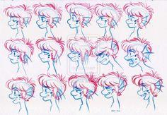 Vanessie Side Expressions by Jazz-DaFunk.deviantart.com on @deviantART