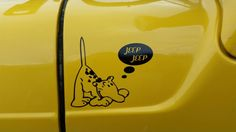 Eugene the Jeep Jeep Stickers, Jeep Decals, Custom Stickers, Jeep Jeep, Jeep Truck, Eugene The Jeep, Lifted Jeeps, Jeep Parts, Jeep Wranglers