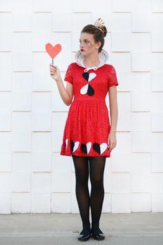 Oleander and Palm: Alice in Wonderland Halloween Costumes for Siblings