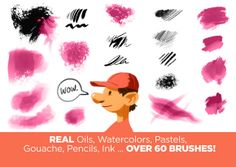 20 Recommended Creative Products for Black Friday #brushes