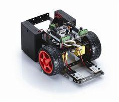 Arduino Robot Kit | Robot Kits | Robotics Kits for Kids - Maker Shed