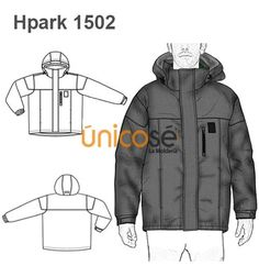 PARKA IMPERMEABLE HOMBRE Agriculture, Sewing Patterns, Winter Jackets, Portraits, Printables, Weather, Fur, Clothing, Sports