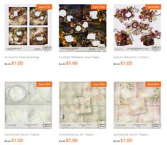 $1 FLASH SALES SEKADA DESIGNS Scrap, Halloween, Paper, Frame, Design, Picture Frame, Frames, Spooky Halloween