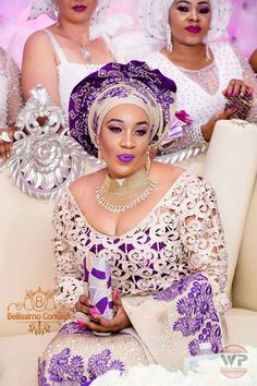 Creative Aso Ebi Styles to Check Out African Wedding Attire, African Attire, African Wear, African Women, African Lace Styles, African Lace Dresses, African Fashion Dresses, Nigerian Fashion, Ghanaian Fashion
