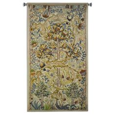 Found it at Wayfair - European Summer Quince Tapestry
